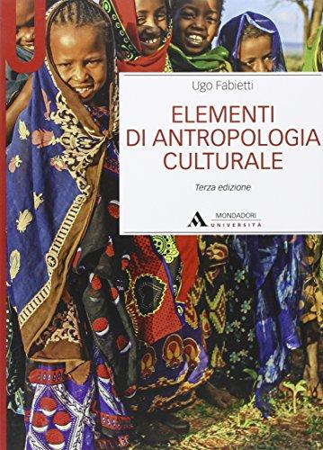 Elementi di antropologia culturale (Manuali)