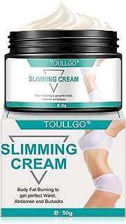 Slimming Cream, Hot Cream, Fat Burning Cream, Best Weight Loss Cream, Slimming Tightening Cream for Shaping Waist, Abdomen and Buttocks, 50g