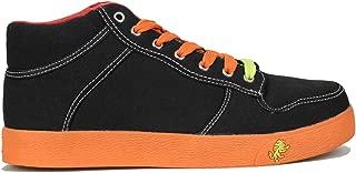 Vlado Footwear IG-1060-701-8 Mens Spectro 1 Shoes - Black & Orange44; Size 8
