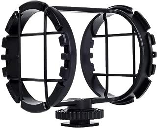 Movo SMM2 Camera Shoe Shockmount for Shotgun Microphones 1