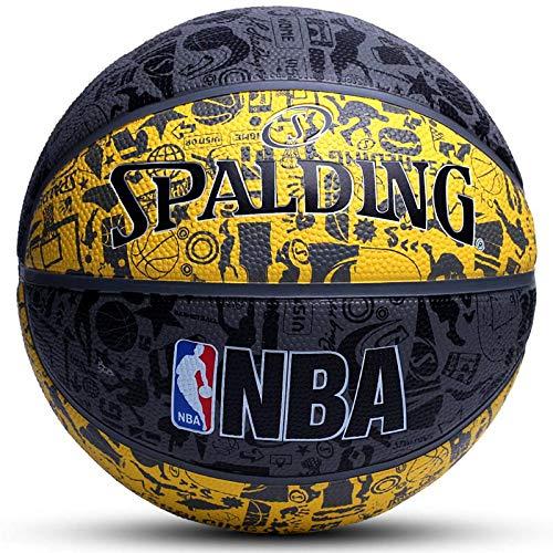 Palla da Basket Pallacanestro 7 ° Junior Indoor Outdoor Nba Competizione Resistente All'usura Attrezzatura Da Basket Pallone Da Basket