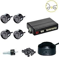 VAK Sensor De Reversa De 4 Puntos 434 Universal con Sonido