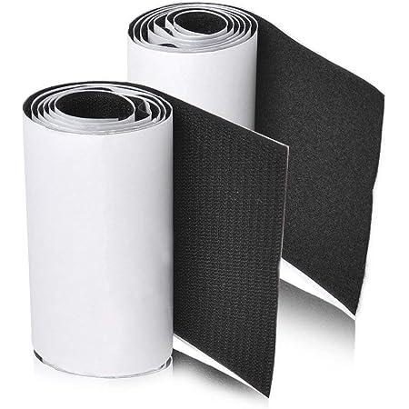 Klettband selbstklebend extra stark 110mm Breite1m Länge
