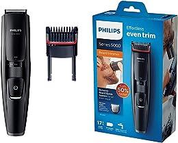 Philips BT5200/16 Tondeuse Barbe avec lames en mét