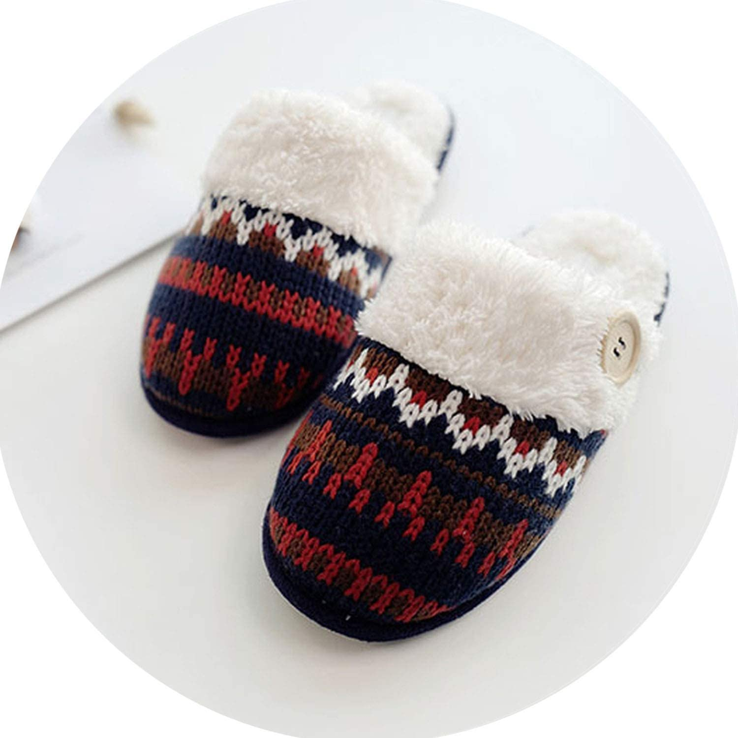Footwear Bedroom Winter Fashion shoes 2018 Women Slippers House Home Plush Slides Indoor Fur Furry