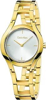 Calvin Klein Women's Analogue Quartz Watch with Stainless Steel Strap K6R23526