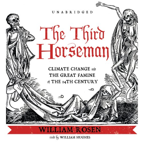 The Third Horseman audiobook cover art