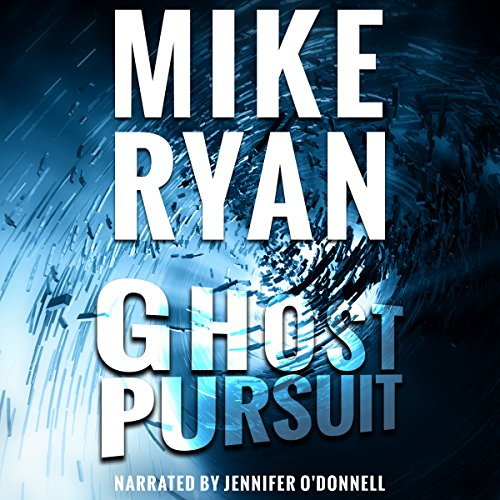Ghost Pursuit audiobook cover art