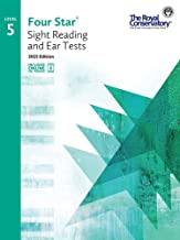 4S05 - Royal Conservatory Four Star Sight Reading and Ear Tests Level 5 Book 2015 Edition