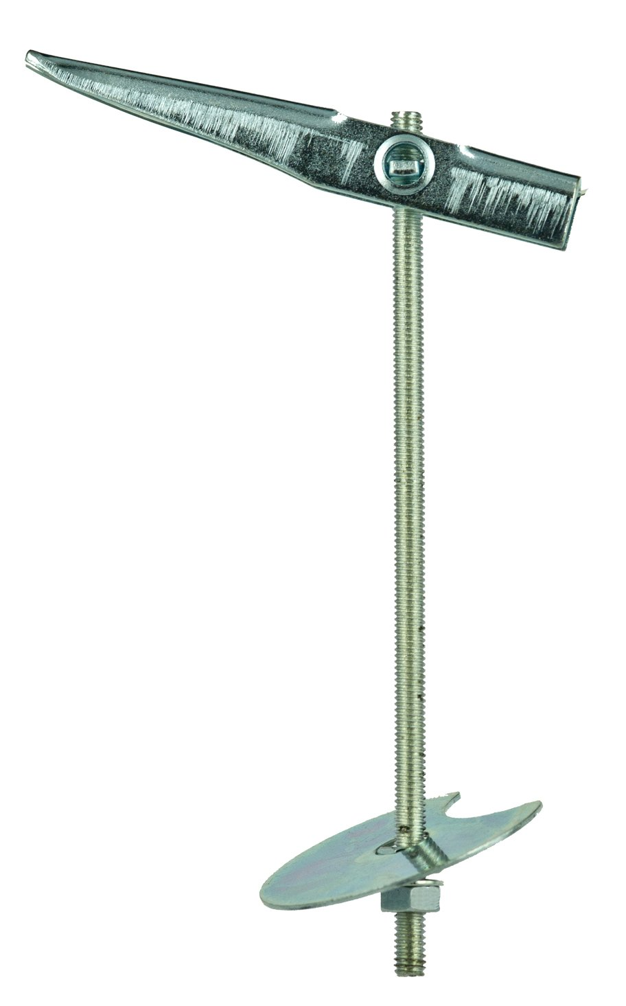 AAPLUS 10 x M5 90 mm Tacos Basculantes con Gancho de Techo para Placa de Yeso Ala Primavera Toggle para Fijaci/ón de Elementos Ligeros en Falsos Techos
