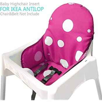 ZARPMA IKEA Antilop Highchair Cushion, New Version Baby