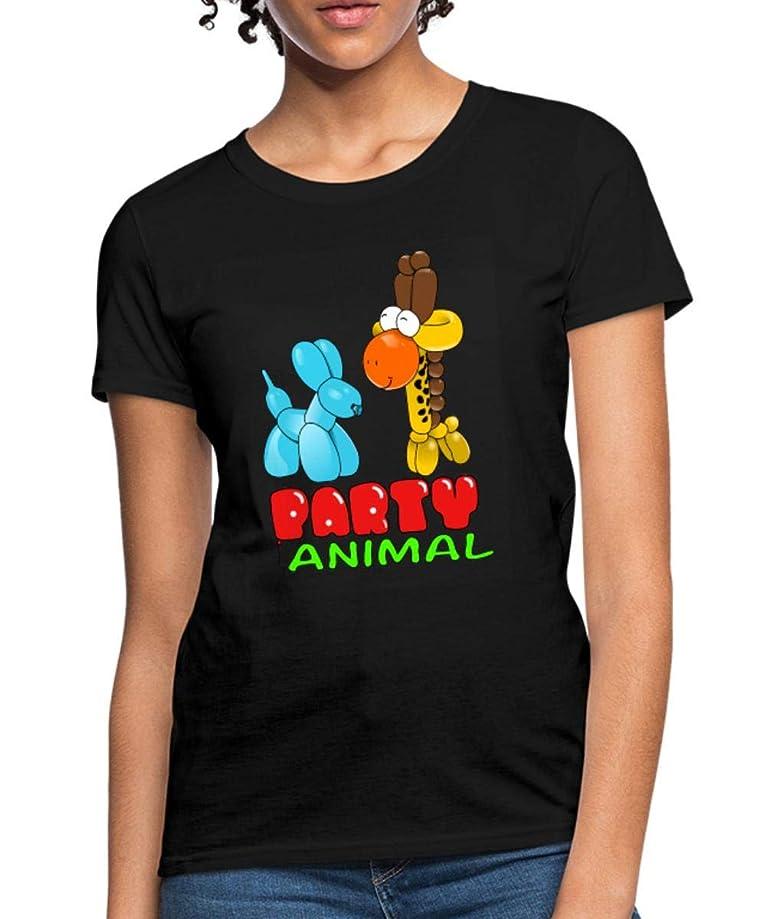 Spreadshirt Party Animal Balloon Animals Women's T-Shirt