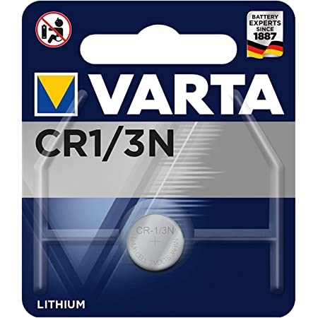 2er Set Varta Cr 1 3 N Varta 1bl Lithium Batterie Elektronik
