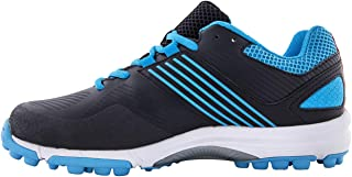 Grays Flash II Junior Hockey Shoes - Black/Blue - New for 2019