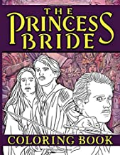 The Princess Bride Coloring Book: Anxiety The Princess Bride Coloring Books For Adults, Teenagers (A Perfect Gift)