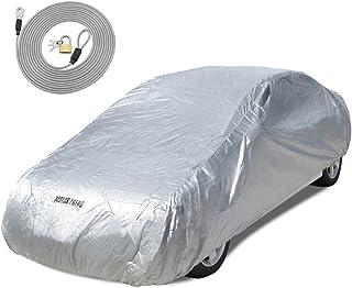 Motor Trend Capa de carro resistente à água para todas as estações, 1 camada de poliéster, à prova de neve, tamanho GG 1 –...