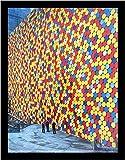 Christo The Wall Nr. 6 Oberhausen Poster Kunstdruck Bild im