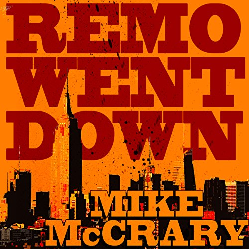 Remo Went Down audiobook cover art