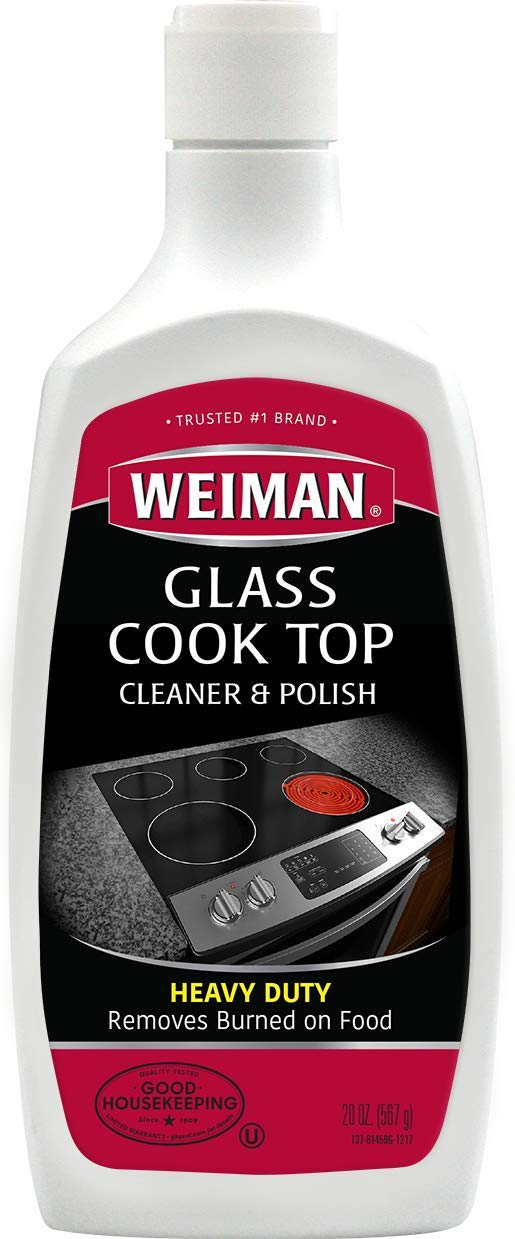 Weiman Glass Cooktop Cleaner Polish