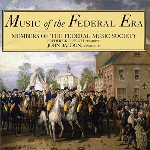 The Federal Music Society