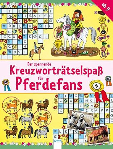 Der spannende Kreuzworträtselspaß für Pferdefans