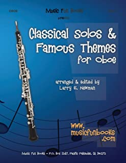 Classical Solos & Famous Themes for Oboe