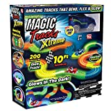 Ontel Magic Tracks Xtreme - Race Car & 10' of Flexible, Bendable Glow