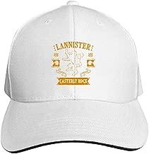 Game-TV-Thrones Adjustable Sandwich Cap Baseball Cap