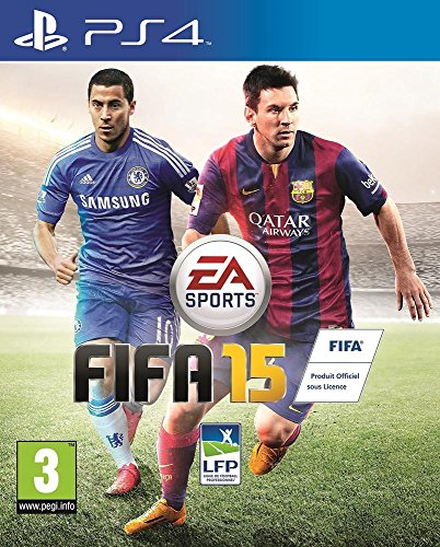 Electronic Arts FIFA 15, PS4 Basic PlayStation 4 videogioco
