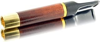 New Short Wooden Men's Cigarette Holder, fits Regular Cigarette (70mm, Regular Cigarette)