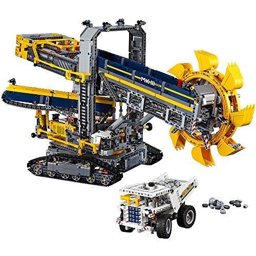 LEGO Technic Bucket Wheel Excavator 42055 Construction Toy