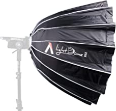 Aputure Light Dome II Grid Flash Diffuser LS C120Dii C120 300d 300DII Soft Boxes Bowens Mount fixtures