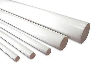 Sterling Seal TFEROD3MD.LGPACK Virgin PTFE Round ROD Material, Medium to Large Diameter Sample test pack, 3