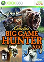 Cabela's Big Game Hunter 2010 / Game