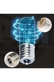 YOUYE 3W Lampada UV Quarzo germicida Disinfezione UVC CFL ozono LED Lampadina a Raggi ultravioletti sterilizzatore batterica Uccidi Mite casa della Lampada