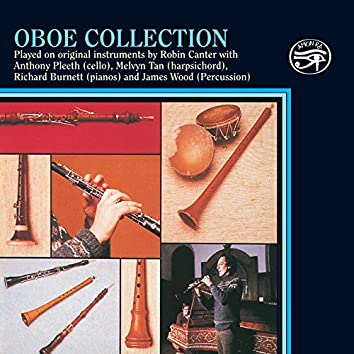 Oboe Collection on Original Instruments