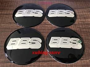 4X 65MM Auto Car Wheel Center Hub Cap Emblem Badge Decal Sticker BBS