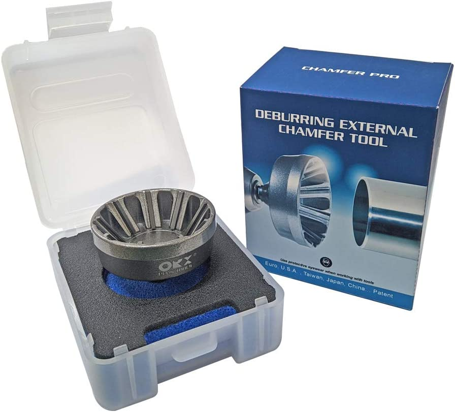 Ranking TOP17 ORXPLUS Tools Deburring External Chamfer Drill Tool excellence B