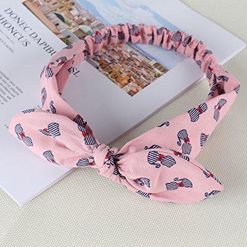 MultiKing Hoofdband Koreaanse kinderen haarband hoofdtooi prinses wilde baby haar accessoires stof meisjes hoofdband tij meisje bloem, A
