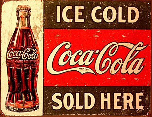 Top 17 vintage tin signs large for 2021