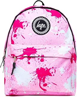 W x H L Sac de taille mixte adulte Multicolore Hype Flakes Bumbag 34x18x17 cm White//Pink