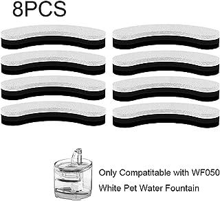 FUCHU Pet Water Fountain Filters for WF050 Cat Fountain