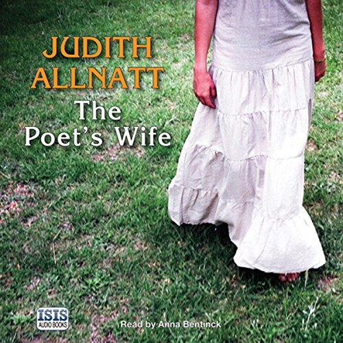 The Poet's Wife audiobook cover art