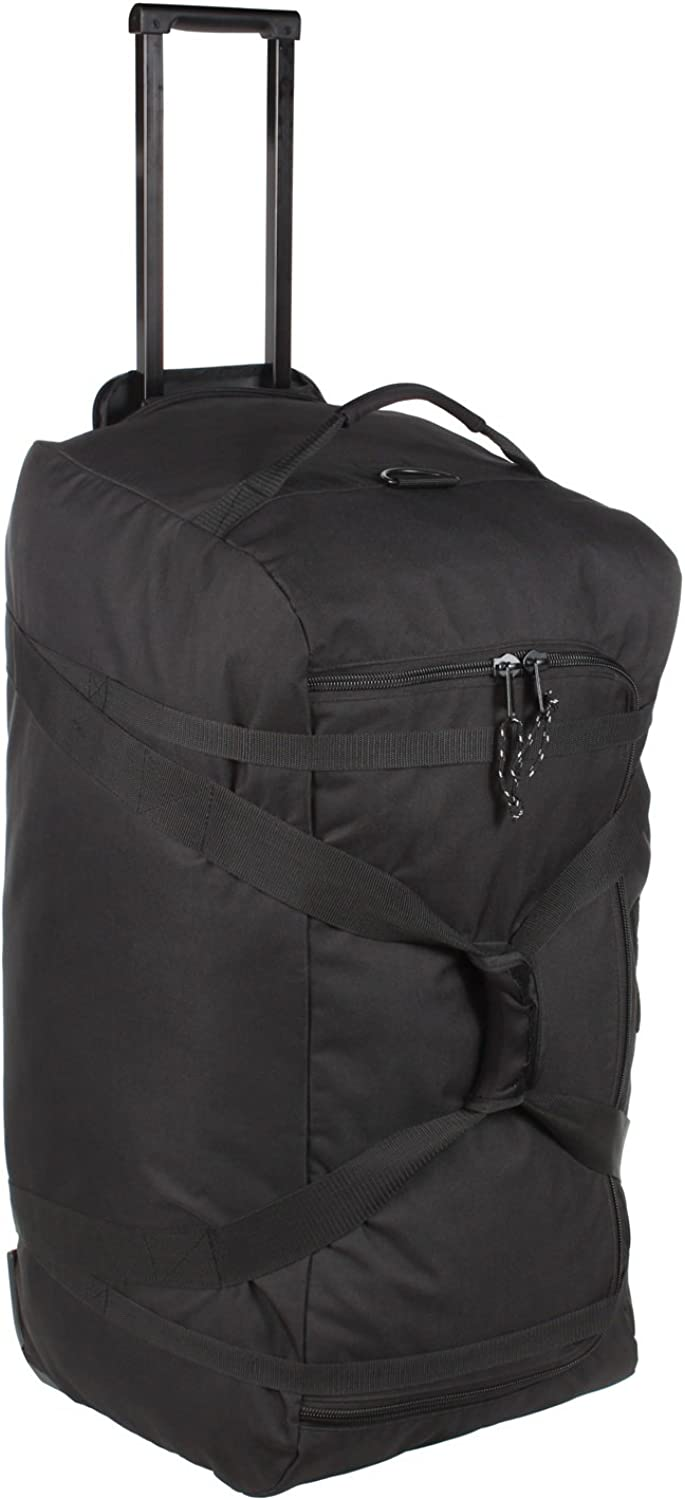 Sandpiper of California Monster On Wheels Bag, Black