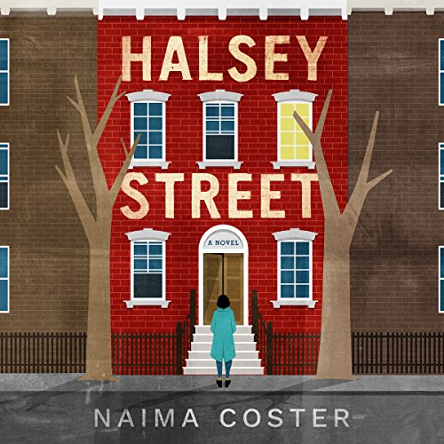 Halsey Street audiobook cover art