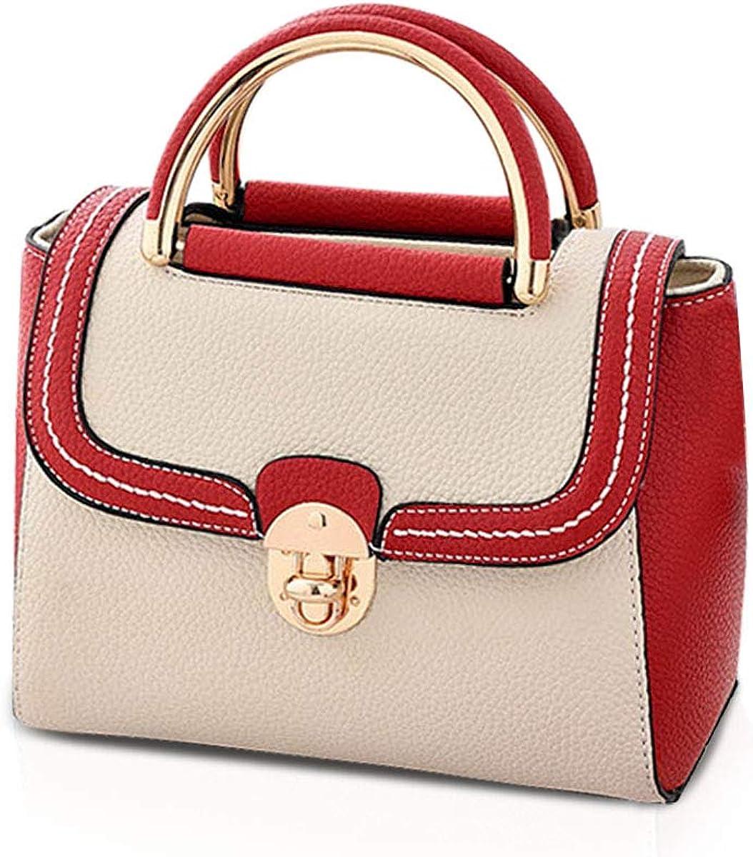 NICOLEDORIS Women Handbag Fashion Cross Lady T Oakland Mall Max 75% OFF Leather body Bag