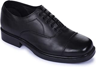 Fortune (from Liberty) Men's 7139-01 Black Leather Formal Shoes