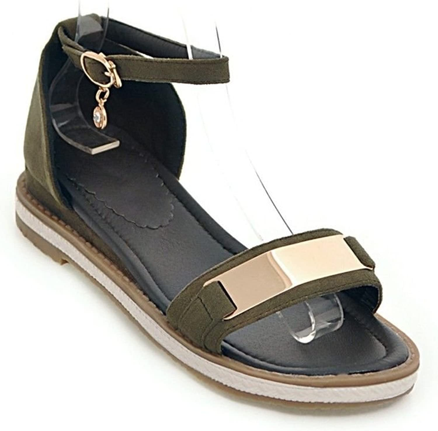 President Low Sandals with Thick Comfortable to Catch a Large Number of Students Sandals