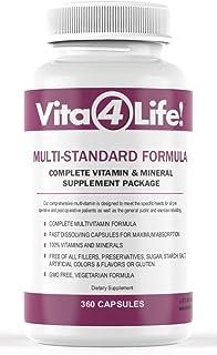 Vita4life, Bariatric Multivitamins, Multi-Standard Formula – 360 Count