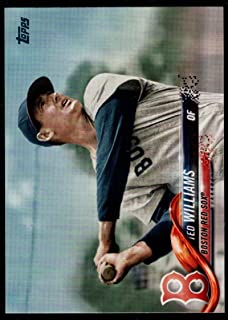 Baseball MLB 2018 Topps Update Short Print Variations #US64 Ted Williams SP Red Sox